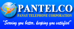 PANTELCO Panay Telephone Corporation Serving you better, keeping you satisfied